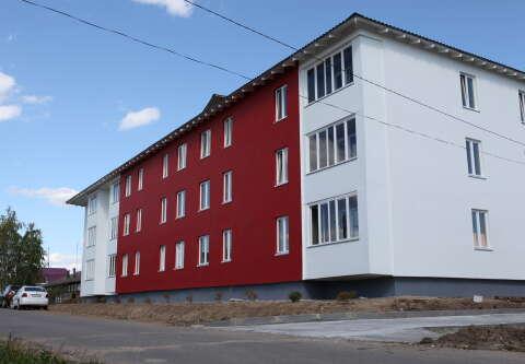 Жилой дом на ул. Урожайная
